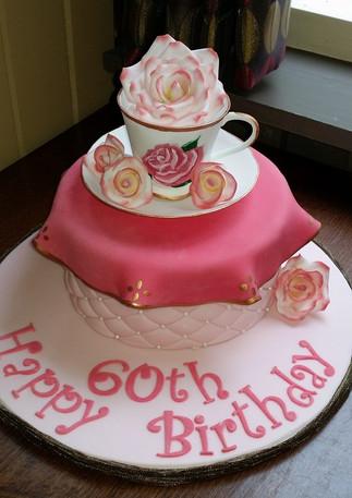 Tea Cup Birthday