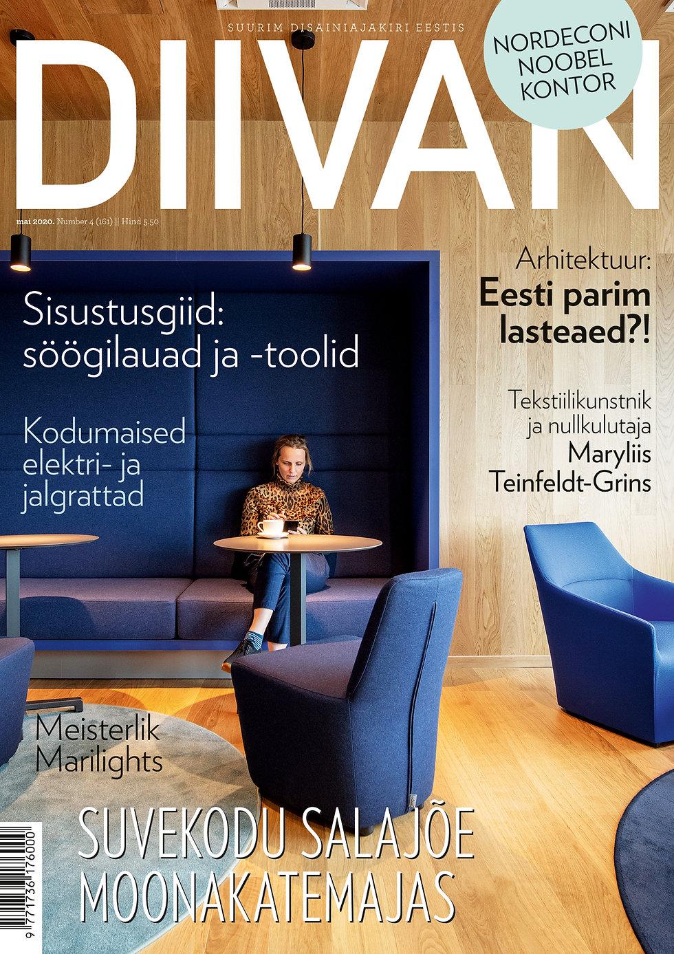 Magazine Diivan May 2020
