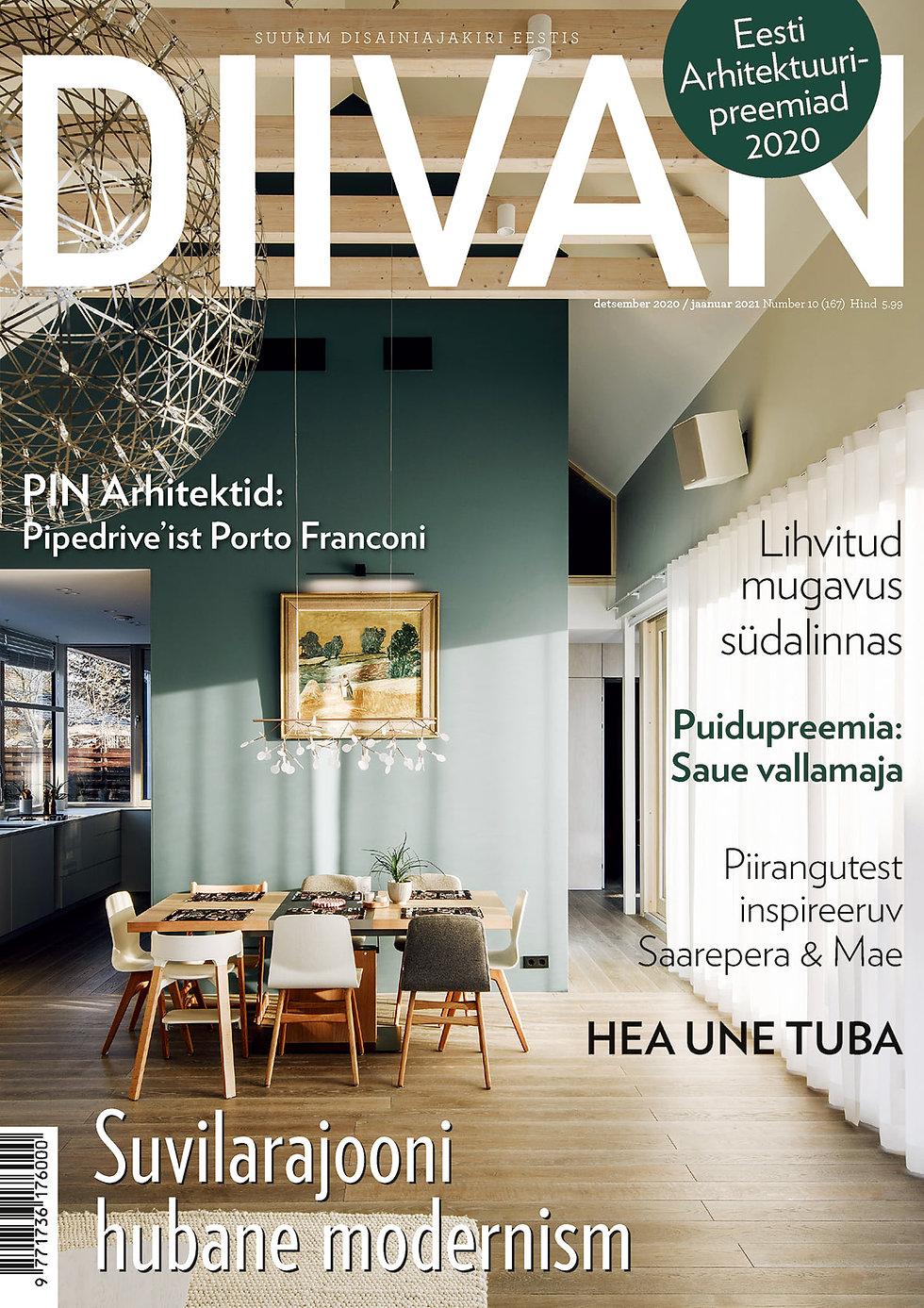 Magazine Diivan December  2020