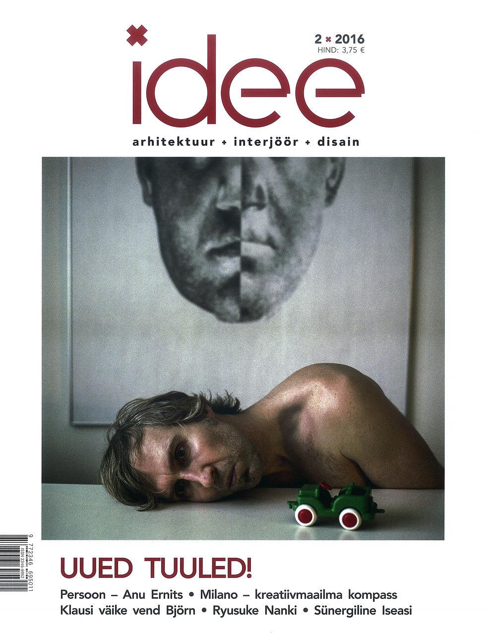 Magazine Idee June 2016