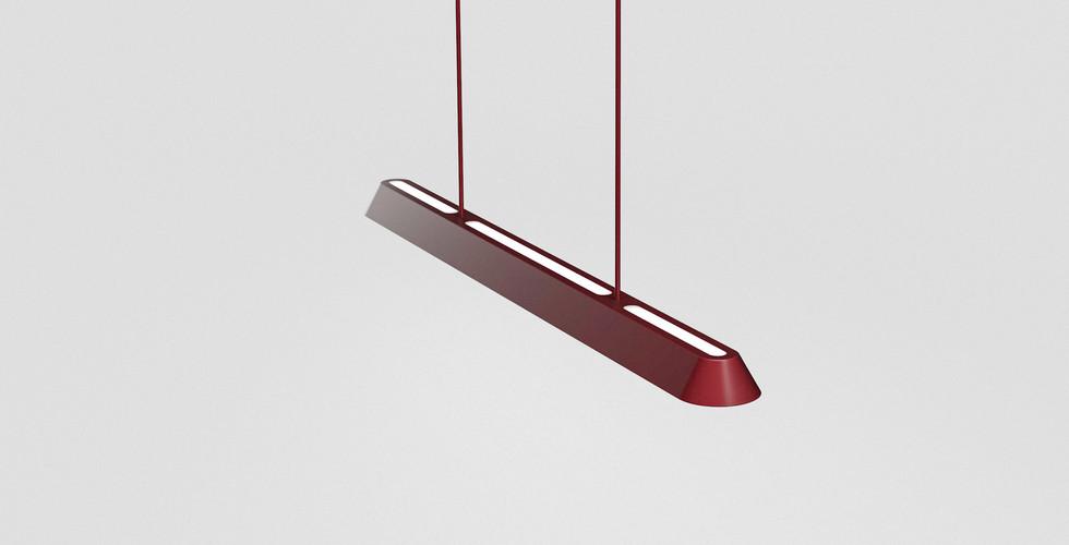 Saarepera & Mae hoyt linear pendant