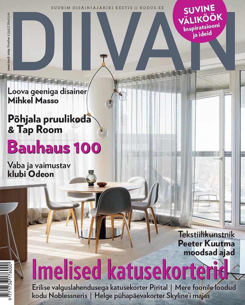 Magazine Diivan June 2019