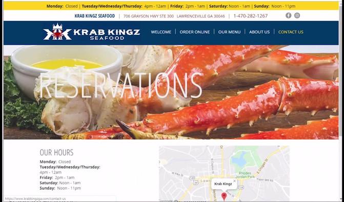 Krab Kingz Lawrenceville