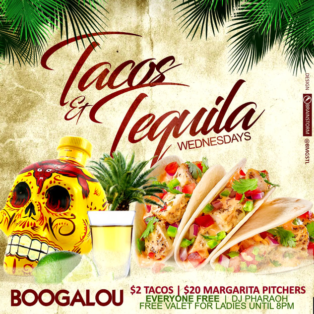 Tacos and Tequila