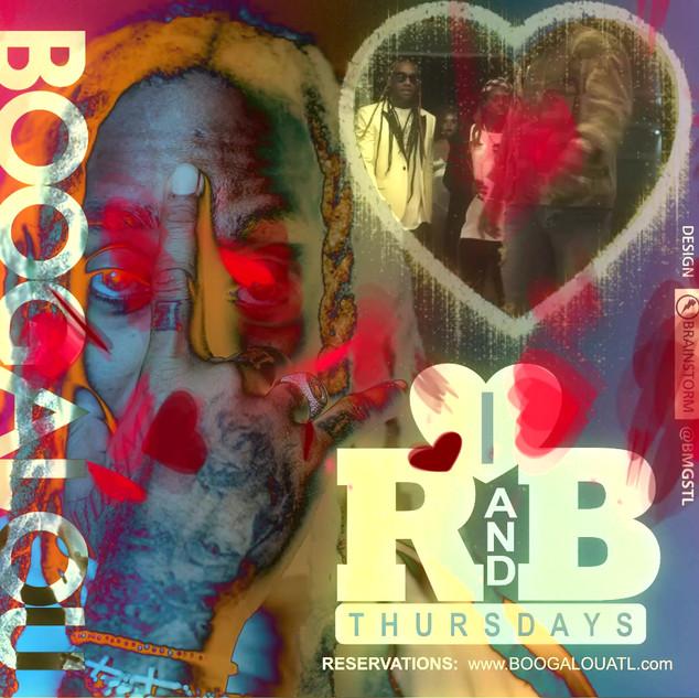 I Love R&B Thursdays