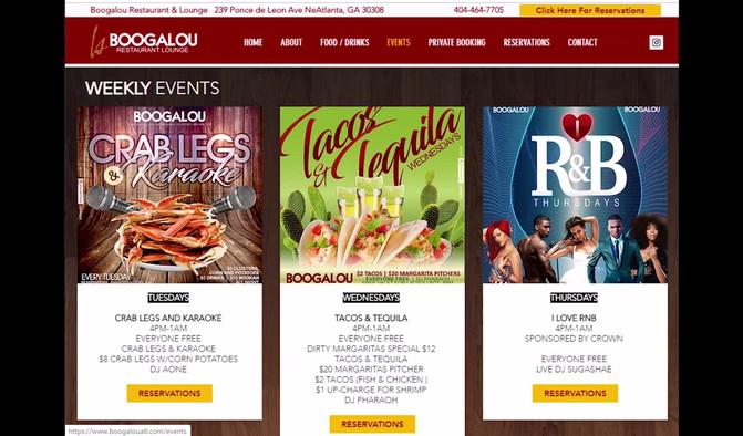 Boogalou Restaurant