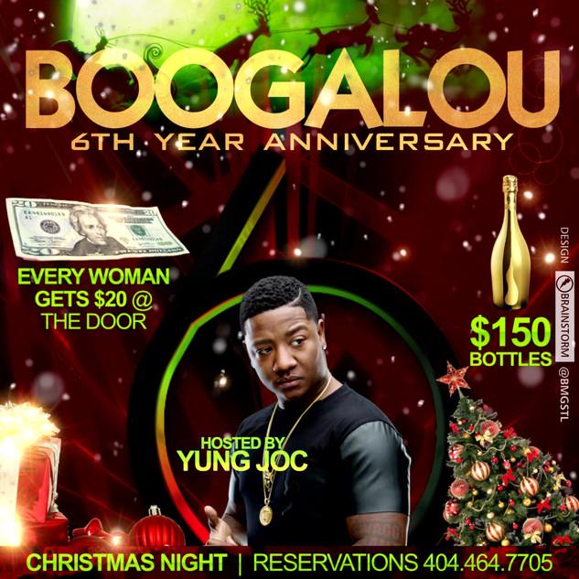 Boogalou Anniversary