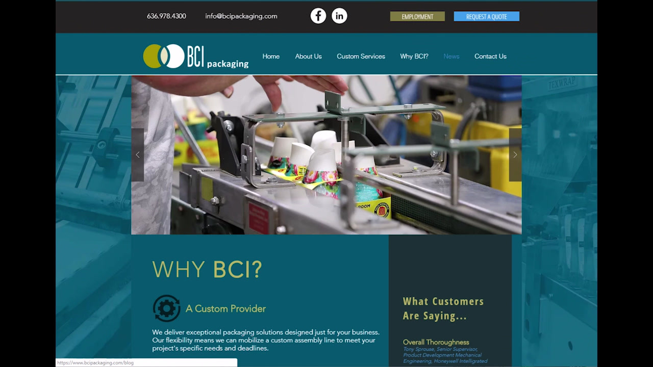 BCI Packaging