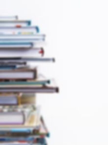close-view-stack-childrens-books_stock g