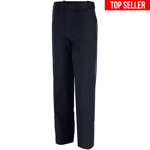 7002-NVY Polyester 4-Pocket Uniform Trousers