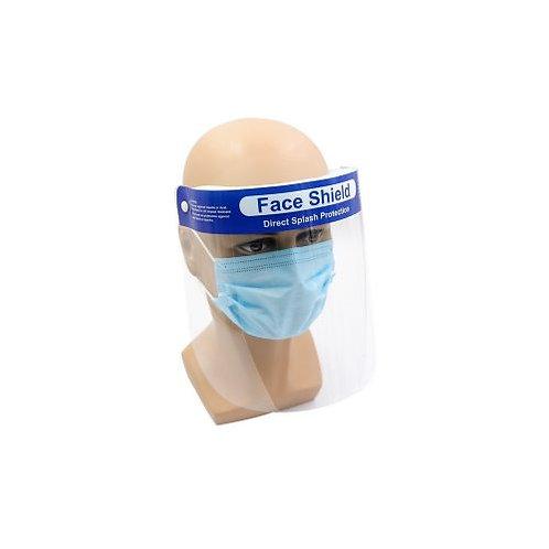Face Shield (Clear) 10pk