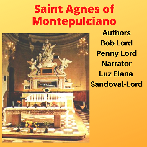 Saint Agnes of Montepulciano Audiobook