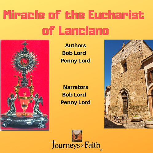 Miracle of the Eucharist of Lanciano Audiobook
