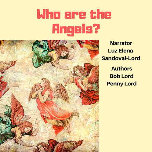 Who are the Angels Audiobook