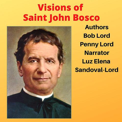 Visions of Saint John Bosco Audiobook