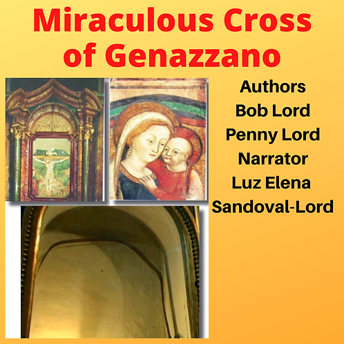 Miraculous Cross of Genazzano Audiobook