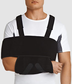 Dezo-bandage-when-the-clavicle-fracture-
