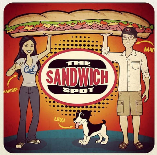 The Sandwich Spot Roseville