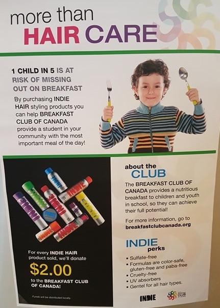 Breakfast for kids!