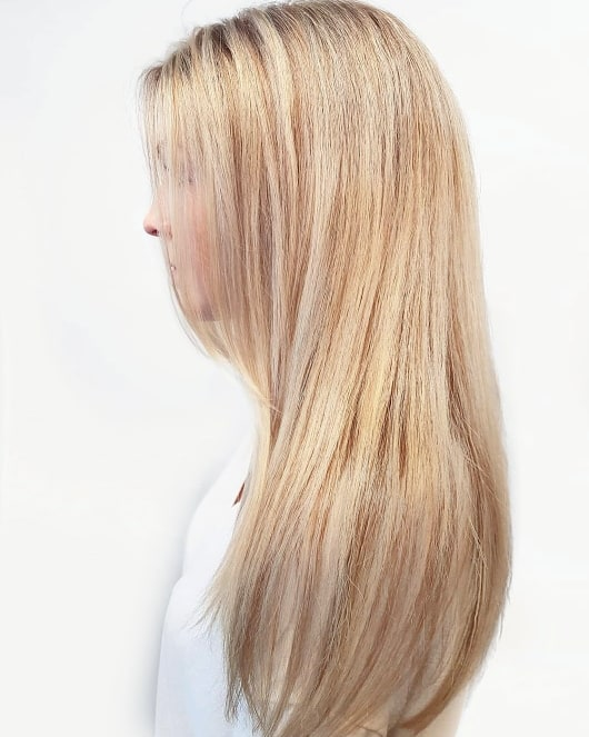 Blonde all the way