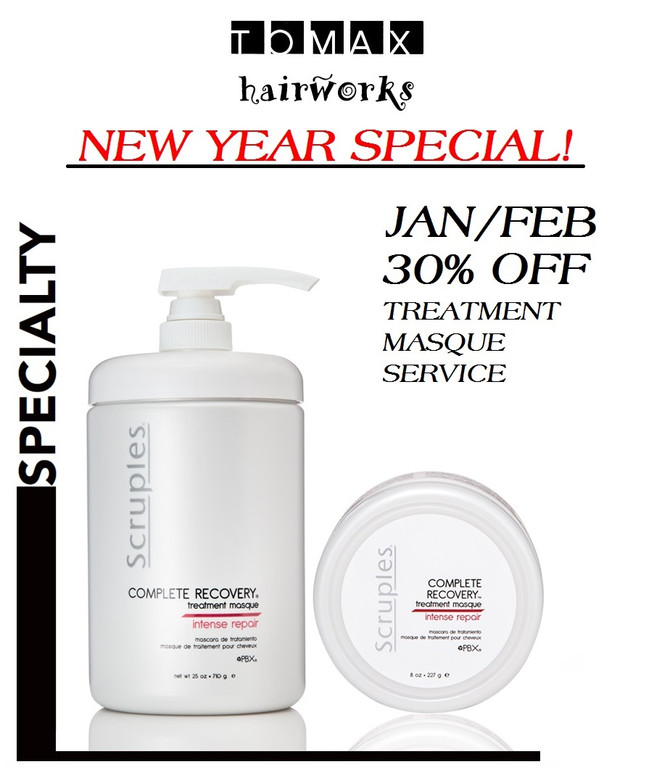 SPECIAL!! TLC for your hair!