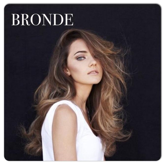 Fall into Bronde!