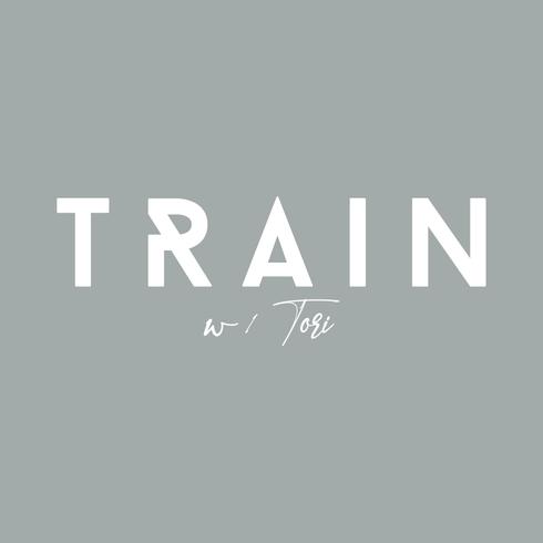 Train w/ Tori Logo