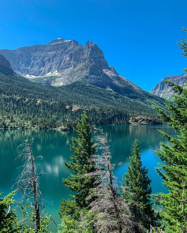 Avalanche Lake MT