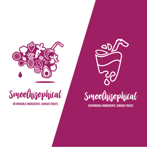 Smoothisophical Logo Concept