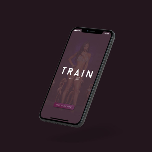 Train with Tori App Logo