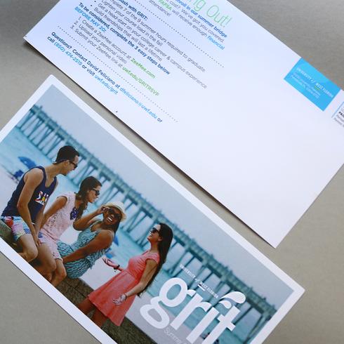 GRIT Program Postcard