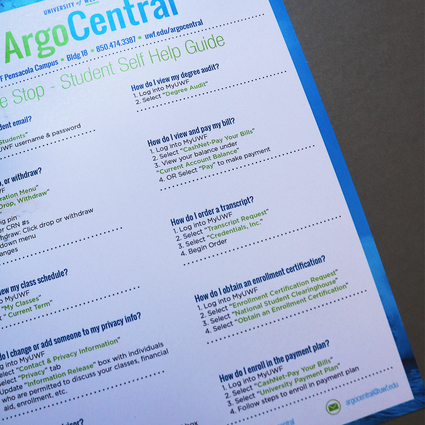 Argo Central Handout