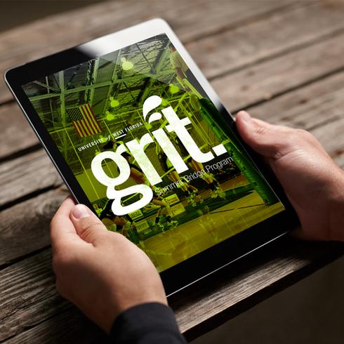 GRIT Program Tablet Sign In