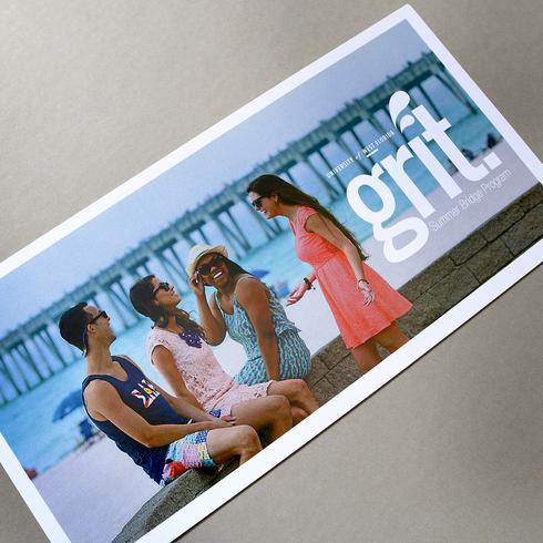 GRIT Postcard