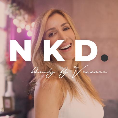 NKD. Beauty by Vanessa
