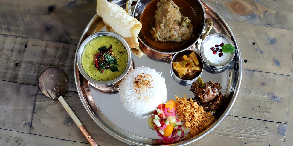 Curry Leaf Sri Lankan Supper Club