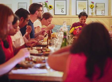 Curry Leafs Very First Central London Event