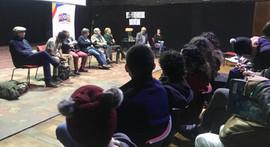 Inauguración XIII Encuentro de escuelas de teatro