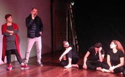 2017 -De la dramaturgia a la escena