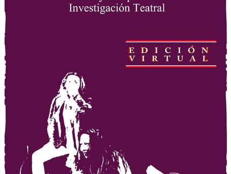 III Coloquio Internacional de Escuelas de Teatro 2020