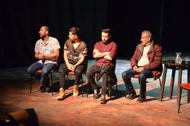 Foro El actor como empresa cultural - Experiencias de egresados