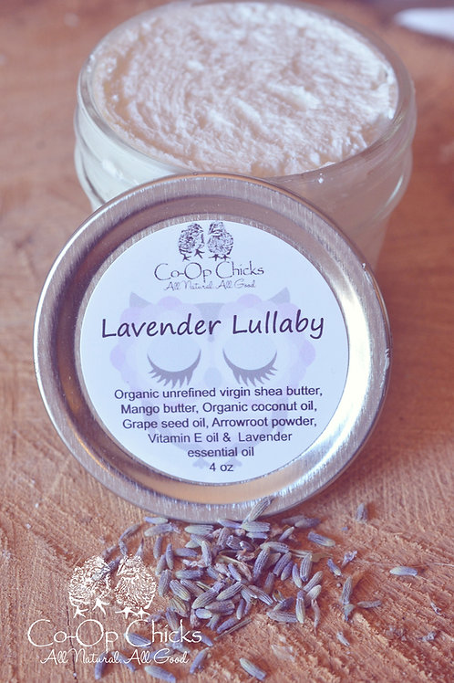 Lavender Lullaby Lotion