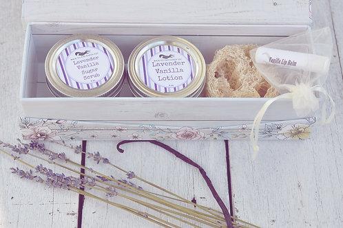 Lavender Vanilla Set