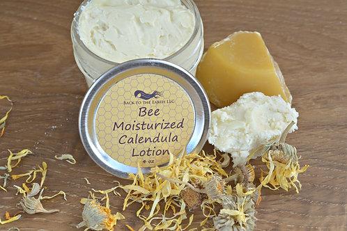 Bee Moisturized Calendula Lotion