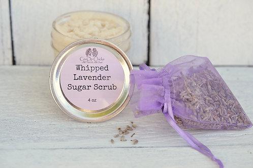 Whipped Lavender Scrub