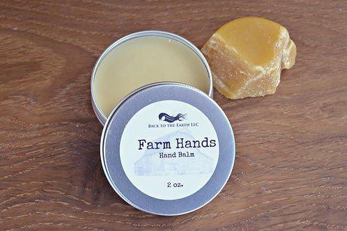 Farm Hands Hand Balm