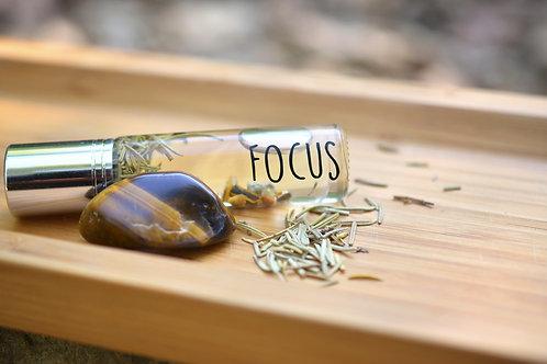 Gemstone Roller Focus