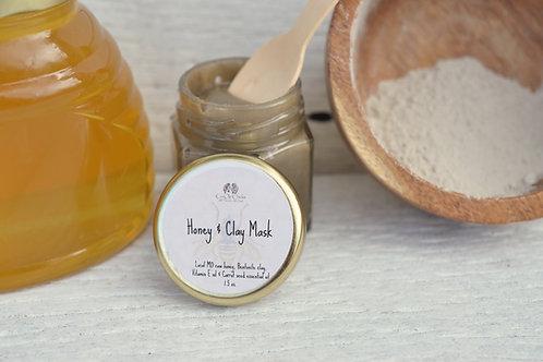 Honey & Clay Mask