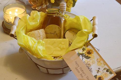 Queen Bee Mother's Day Gift Basket