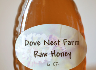 Nature's Gold ~ Beeswax and Honey